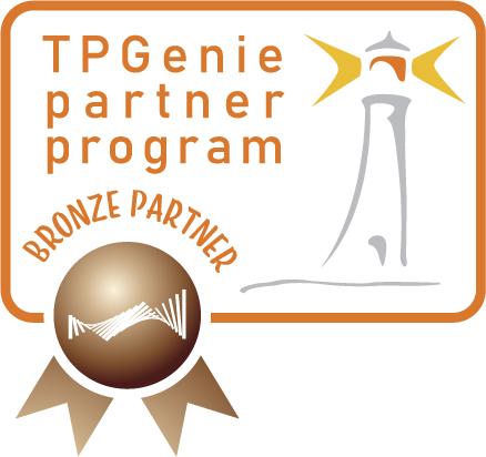 TPGenie Bronze Partner