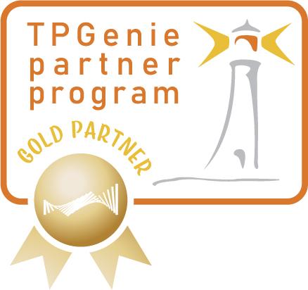 TPGenie Gold Partner